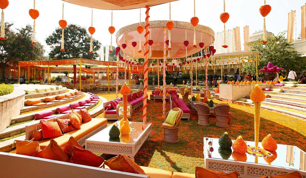 Indian Wedding Decoration Ideas Home Inspiring